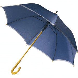 branded-umbrella-with-reflective-border