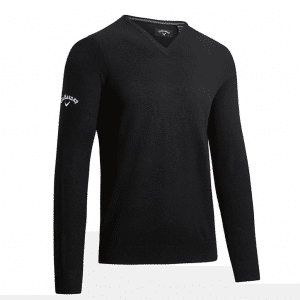 Callaway Gent's V-Neck Merino Sweater