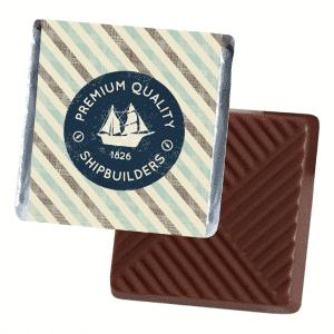 Individual Neapolitan Belgian Chocolate