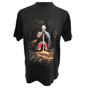 Full Colour Printed T-Shirts with No Minimum Order