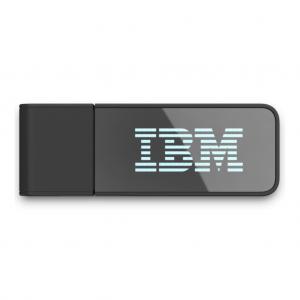 Black USB Memory Stick