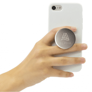 branded-pop-socket-aluminium-phone-holder