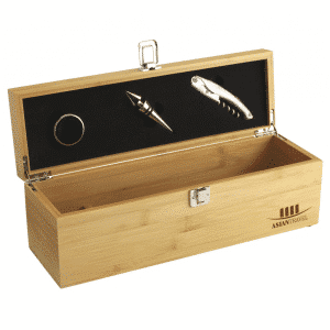 Château Bamboo Wine Box