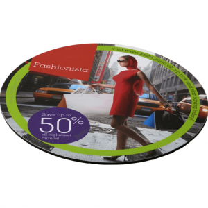 Round Mouse Mat