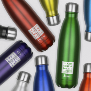 Individually Named Ashford Metal Bottle
