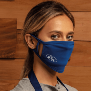2 Layer Printed Face Masks