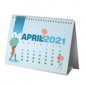 A5 Desk Calendar
