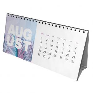 DL Long Edge Desk Calendar