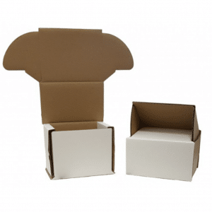 Branded Mugs Individual Mailing Boxes