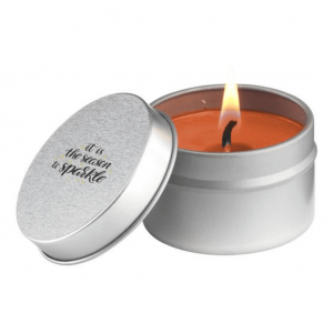 Fragrance Candle Tin