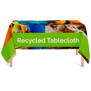 Promotional Recycled Tablecloth