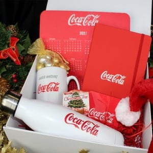 Branded Christmas Gift Set – Platinum