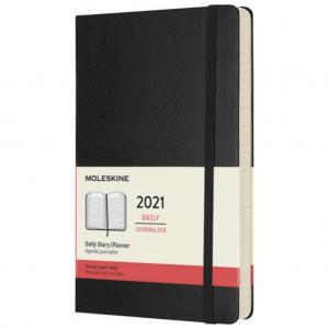 Moleskine Daily Hardcover Planner