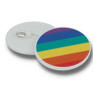 37mm Pride Pin Badge