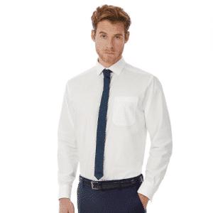 B&C Heritage Long Sleeve Shirt
