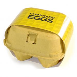 Belgian Milk Chocolate Egg Carton