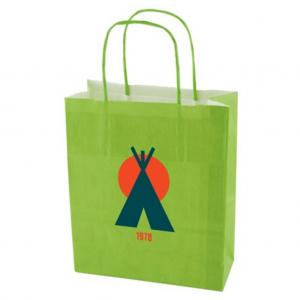 Coloured Paper Bag