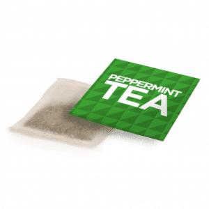 Peppermint Tea Bag Sachet