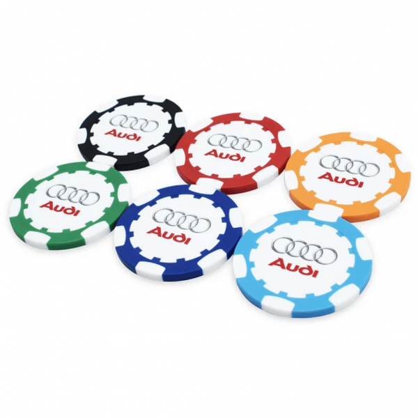 Printed PokerChips