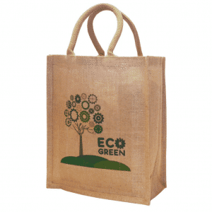 Small Exhibition Jute Bag