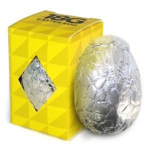 Mini Belgian Chocolate Easter Egg