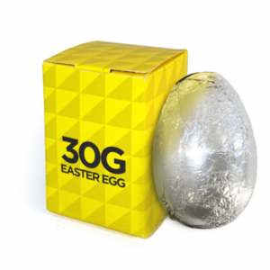 Midi Belgian Chocolate Easter Egg