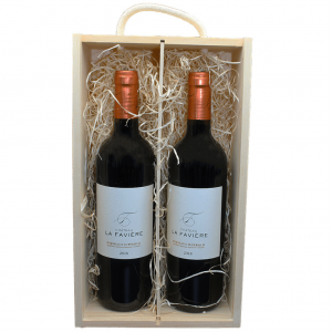 Double wine boxes