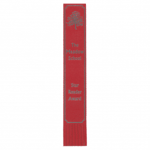 Leather Branded Bookmark