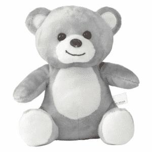Miniature Grey Billy Bear