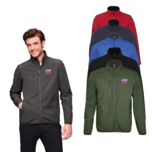 03090 - SOL'S Radian Soft Shell Jacket