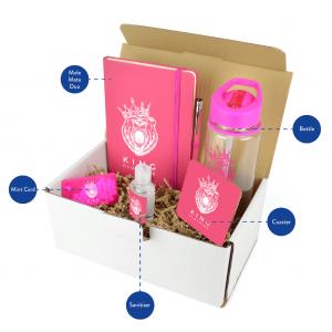 Branded Merchandise Gift Pack - Totally Branded