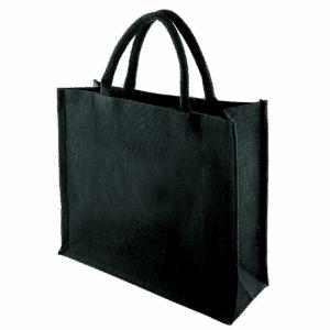 Coloured Jute Bag