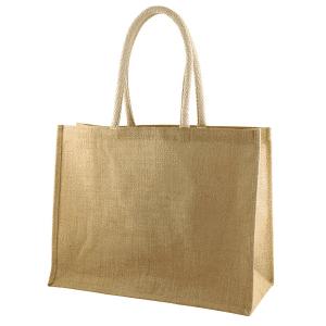 Large Laminated Jute Bag