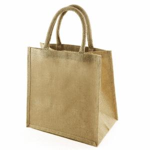 Medium Natural Jute Bag