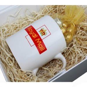 Branded Mug and Chocolates Gift Set