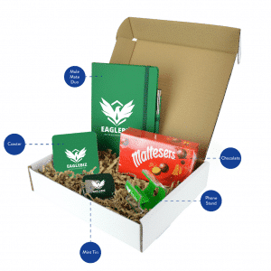 Staff Working From Home Merchandise Gift Pack