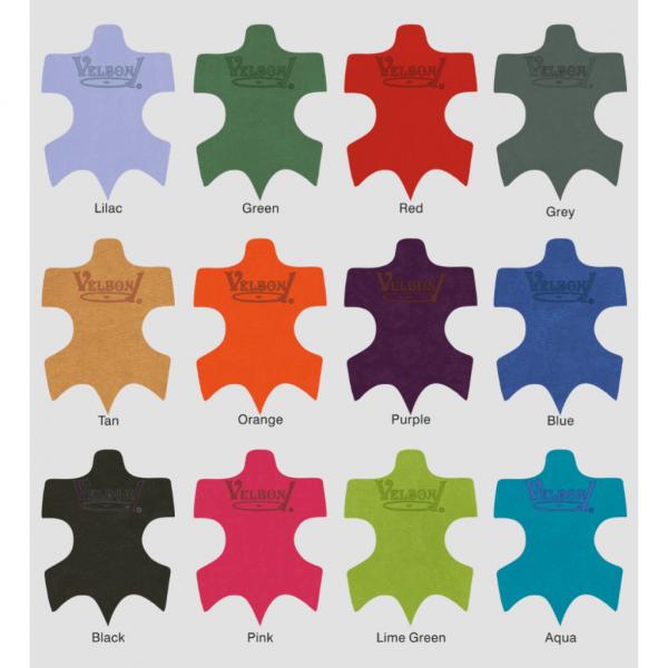 Velbond Bookmark Colour Options