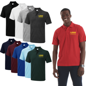 UX1 - Uneek Budget Polo Shirt