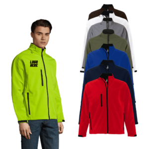 SOL'S Relax Soft Shell Jacket - Totally Branded