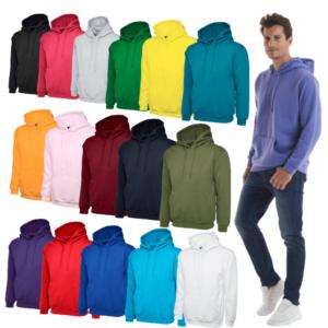 UC502 - Uneek Classic Hooded Sweatshirt