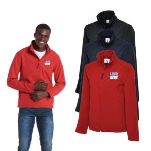 UC612 - Uneek Classic Soft Shell Jacket