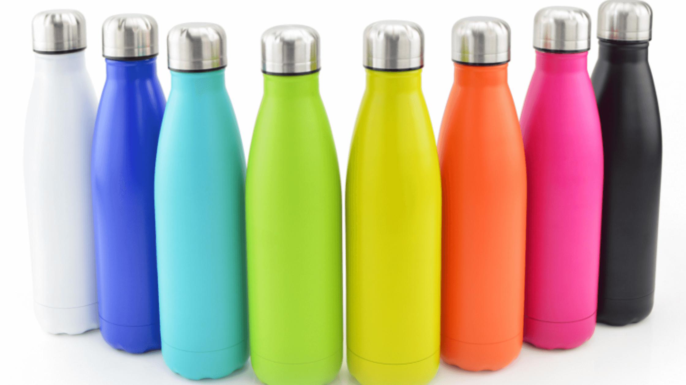 Branded Metal Bottles - Totally Branded