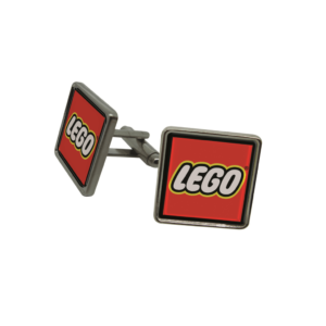 Full Colour Printed Cufflinks - Totally Branded