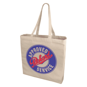 7oz Cotton Canvas Printed Tote Bags