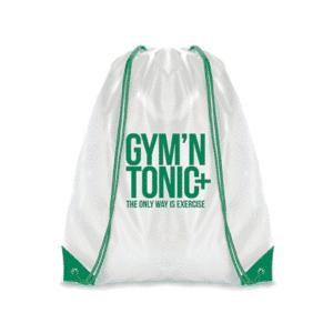 Branded Dobson Drawstring Bag