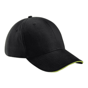 Beechfield Athleisure 6-panel cap - Totally Branded