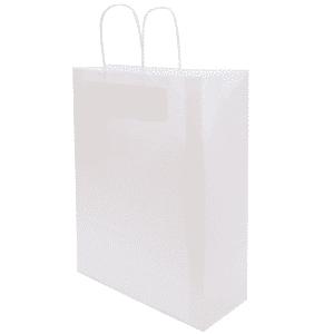 Branded A5 paper gift bag