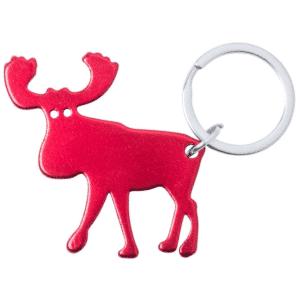 Branded Moose Bottle Opener