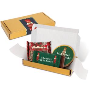 Branded treats box