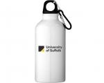 Branded Metal Drinks Bottle for University